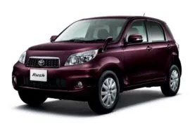 Toyota Rush G L Package price and specification 2015 , technical specification