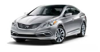 Hyundai Azera Limited 2017 price and specification