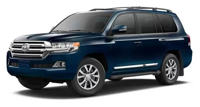 Toyota Land Cruiser V8 2017 Price Specifications Fairwheels