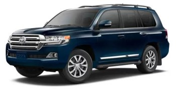 Toyota Land Cruiser V8 2017 price and specification