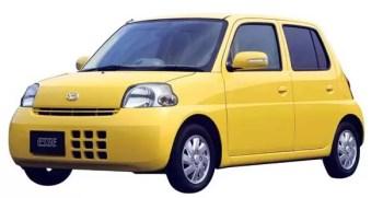 Daihatsu Esse 2016 price and specification