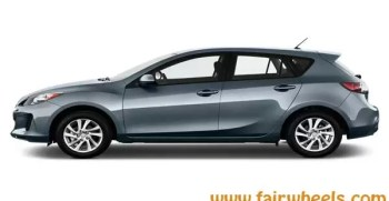 mazda 3 five door price and specification fairwheels.com