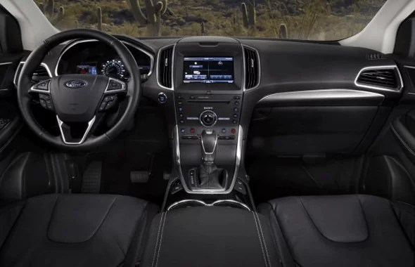 Ford Edge  Price Specifications Overview Full
