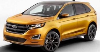 Ford Edge 2017 price and specification