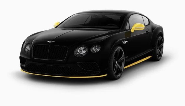 Nice Bentley Continental GT 2017 Price And Specification