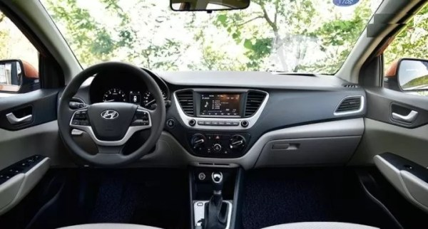 New Hyundai Verna 2017 Interior