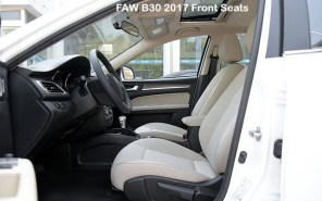 FAW-B30-2017-Front-seats