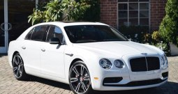Bentley Flying Spur V8 S Sedan 2017