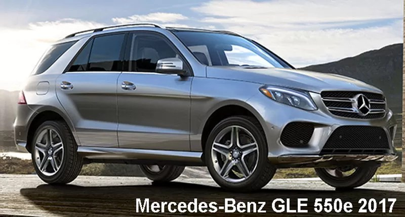 Mercedes-Benz GLE 550e 2017 Price, Specifications & overview