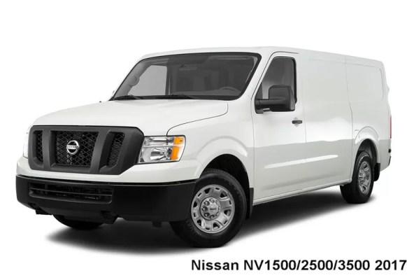 Nissan-NV1500-2500-3500-2017-Title-image