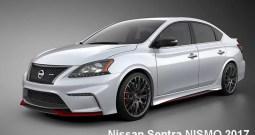 Nissan Sentra NISMO Manual 2017