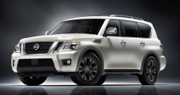 Nissan Armada 4×2 Platinum 2017