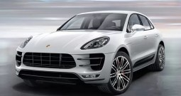 Porsche Macan Turbo AWD 2017