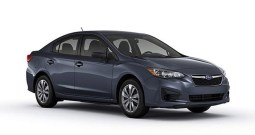 Subaru Impreza 2.0i 4-Door Manual 2017