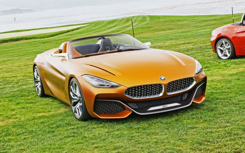 Bmw Z4 Concept Look Of Future Cars Fairwheels