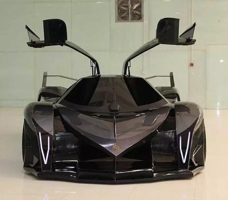 Devel 16 With 5000 Horse Power Coming To Rule Dubai Auto Show 2017