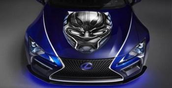 Lexus-LC500-Black-panther-front