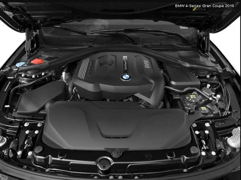 bmw 4 series gran coupe 430i 2018 price specification fairwheels. Black Bedroom Furniture Sets. Home Design Ideas