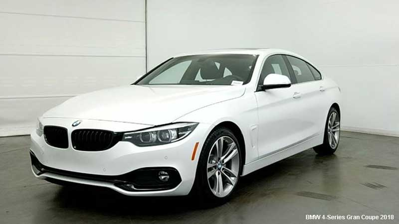 BMW 4 Series Gran Coupe 430i 2018 PriceSpecification Full