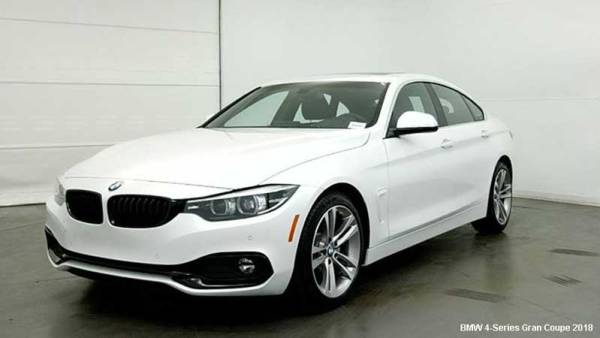 BMW-4-Series-Gran-Coupe-430i-2018-front-image