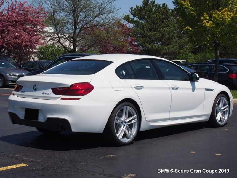 bmw 6 series gran coupe 640i 2018 price specification fairwheels. Black Bedroom Furniture Sets. Home Design Ideas