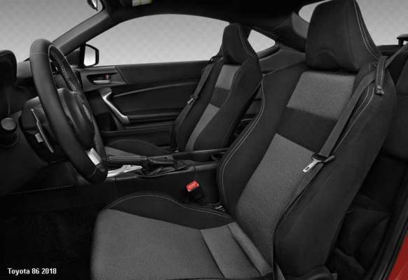 Toyota-86-2018-front-seats