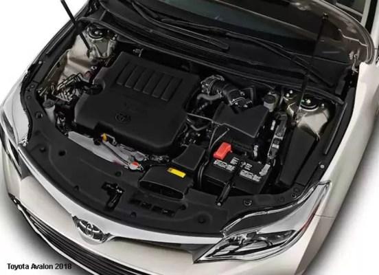Toyota-Avalon-2018-engine-image