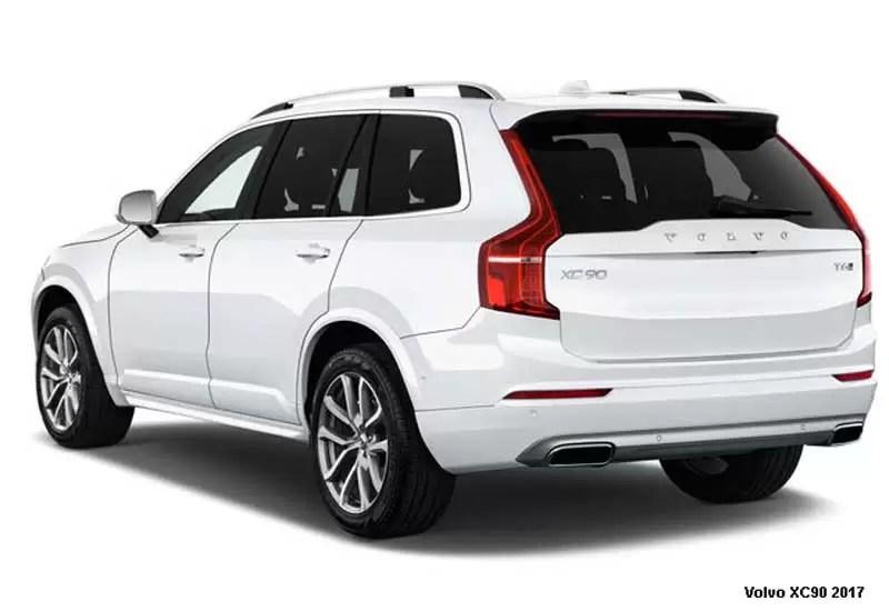 Volvo xc90 specification