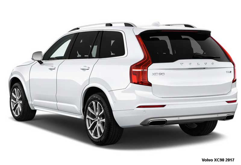 volvo xc90 t6 2017 price specifications overview. Black Bedroom Furniture Sets. Home Design Ideas