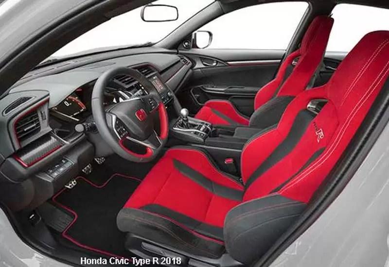 Honda Civic Type R Touring Manual 2018 Price,Specification - fairwheels