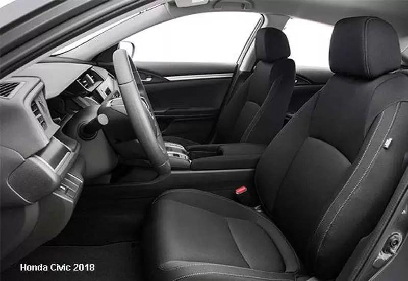 Honda Civic Touring CVT 2018 Price,Specification - fairwheels