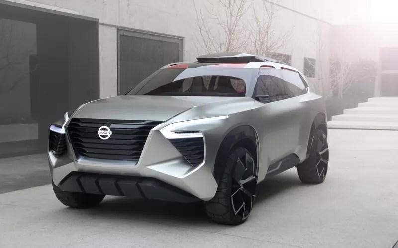 Nissan Xmotion Concept Future Of Suv S At Detroit Auto Show 2018 Fairwheels