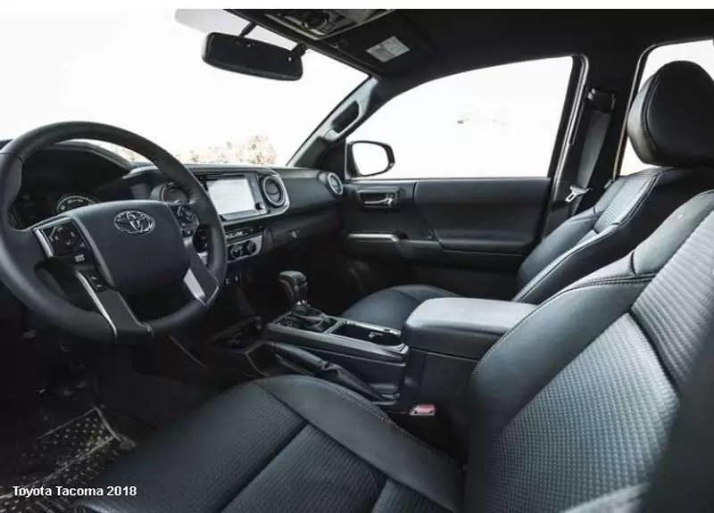 Toyota Tacoma TRD Sport Double Cab 6' Bed 4x4 AT 2018 ...