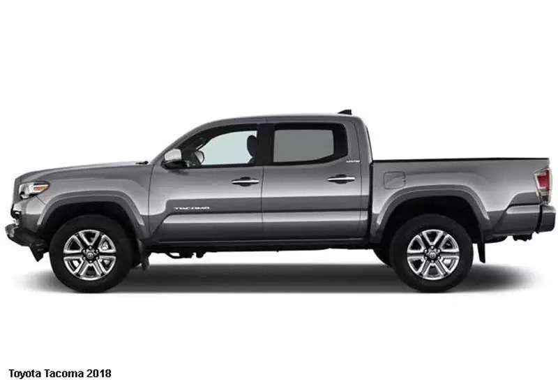 Toyota Tacoma Trd Sport Double Cab 6 39 Bed 4x4 At 2018