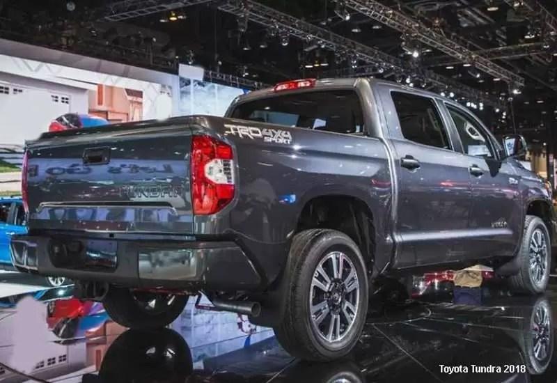 Toyota Tundra 2WD Platinum CrewMax 5.5' Bed 5.7L 2018 ...