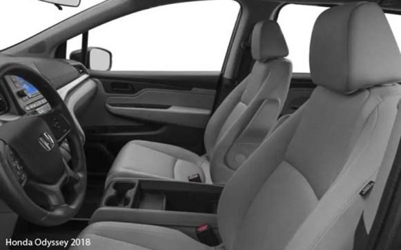 Honda-Odyssey-2018-front-seats