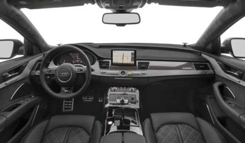 Audi S8 Plus 4.0 TFSI 2018 Price,Specification full