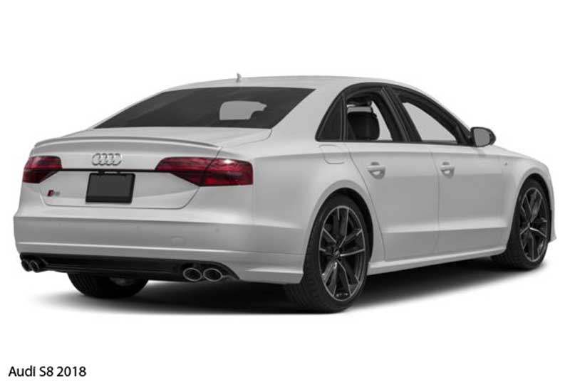 audi s8 2018 price specifications overview. Black Bedroom Furniture Sets. Home Design Ideas