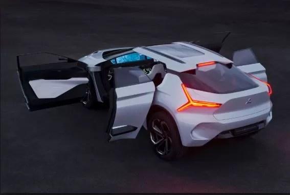 Mitsubishi Plans to introduce Lancer SUV - 2018