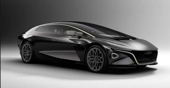 Return of Luxury Brand Lagonda with Iconic Vehicle – 2018 News