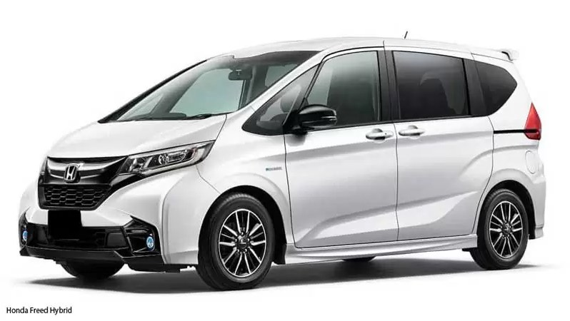 Honda Freed 2018 (Hybrid) price, Specifications & overview - fairwheels.com