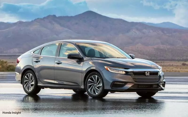 Honda Insight 2019 Lx Price Specifications Overview