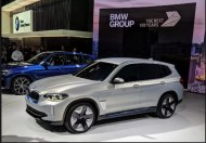 BMW iX3 future Electric SUV by Company