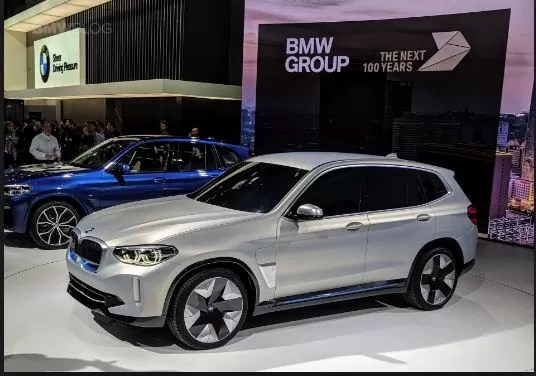 Bmw Ix3 Another German Is Preparing For Electric Strike 2018 News