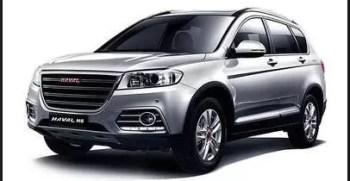 Haval H6 SUV in UAE