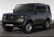 Mobius II a luxury SUV for Africans