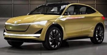 E-Vision Concept, Electric Future of Skoda