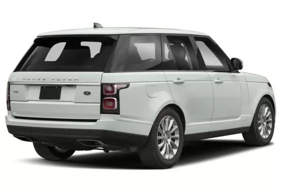 Land Rover Range Rover 2018 Title Image