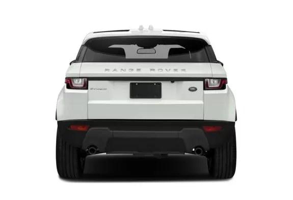Land Rover Range Rover Evoque 5 Door 286hp Autography 2018 Price