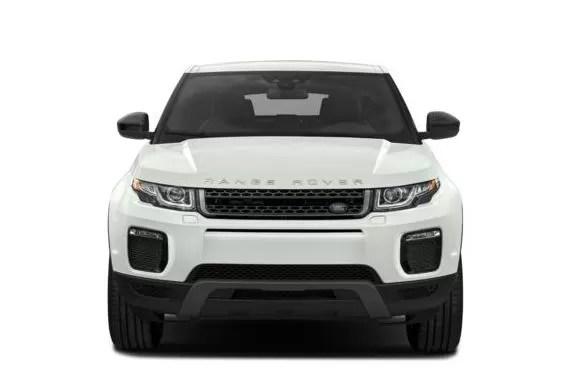 Land Rover Range Rover Evoque 2018 Front Image